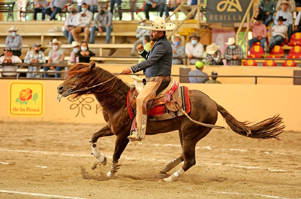 Jesús Dorantes Hernández logró el tercer lugar del Caladero por Invitación al haber sumado 48 unidades en esta cala