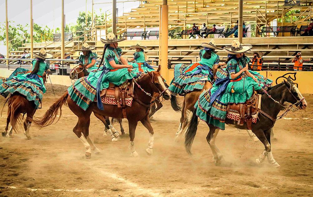 Rancho San José de la Ciudad de México clasificó a la final femenil de esta edición 2021 en la cuarta posición