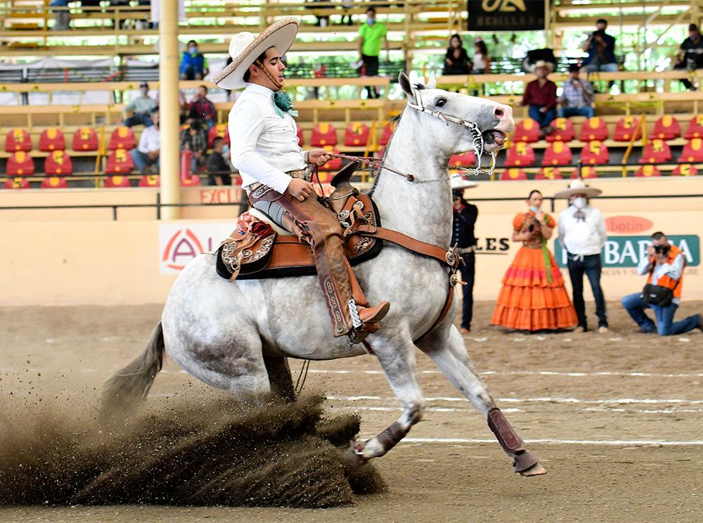 """Fueron 42 unidades las que ganó José María Bañuelos en su cala de caballo por Tequila Hacienda Vieja """"Don Félix"""""""