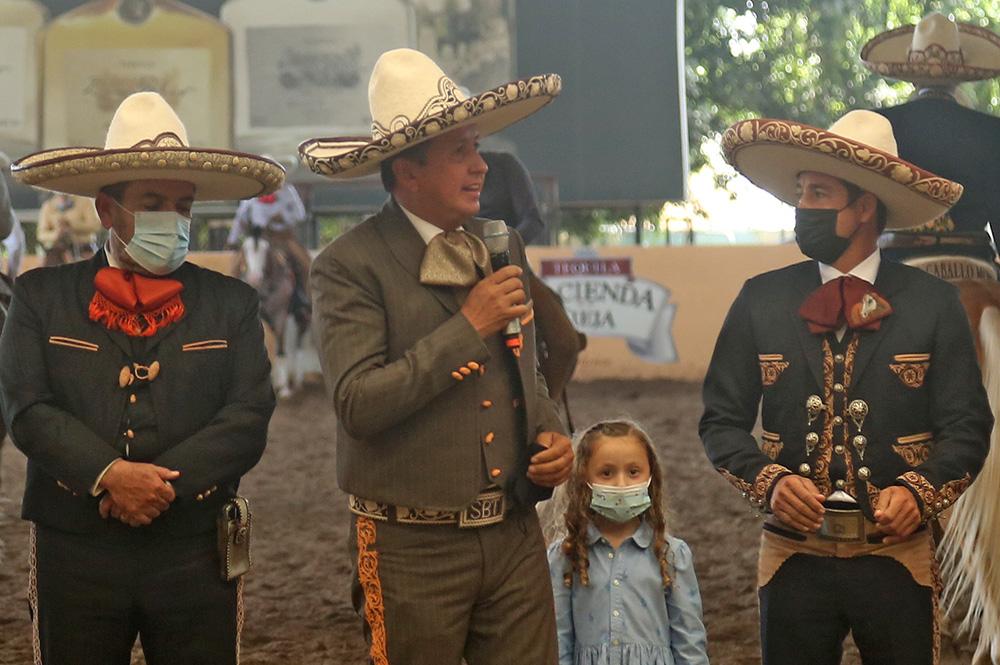 El PUA de Jalisco, Salvador Barajas, se dijo orgulloso que varios de los eventos charros de mayor trascendencia a nivel nacional se realicen en la entidad jalisciense